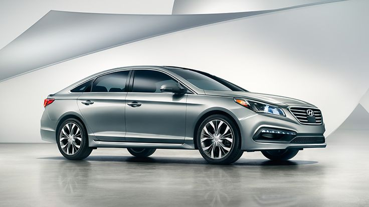 2015 Hyundai Sonata Wallpapers - wallpaperxy.com #hyundai  #sonata #car
