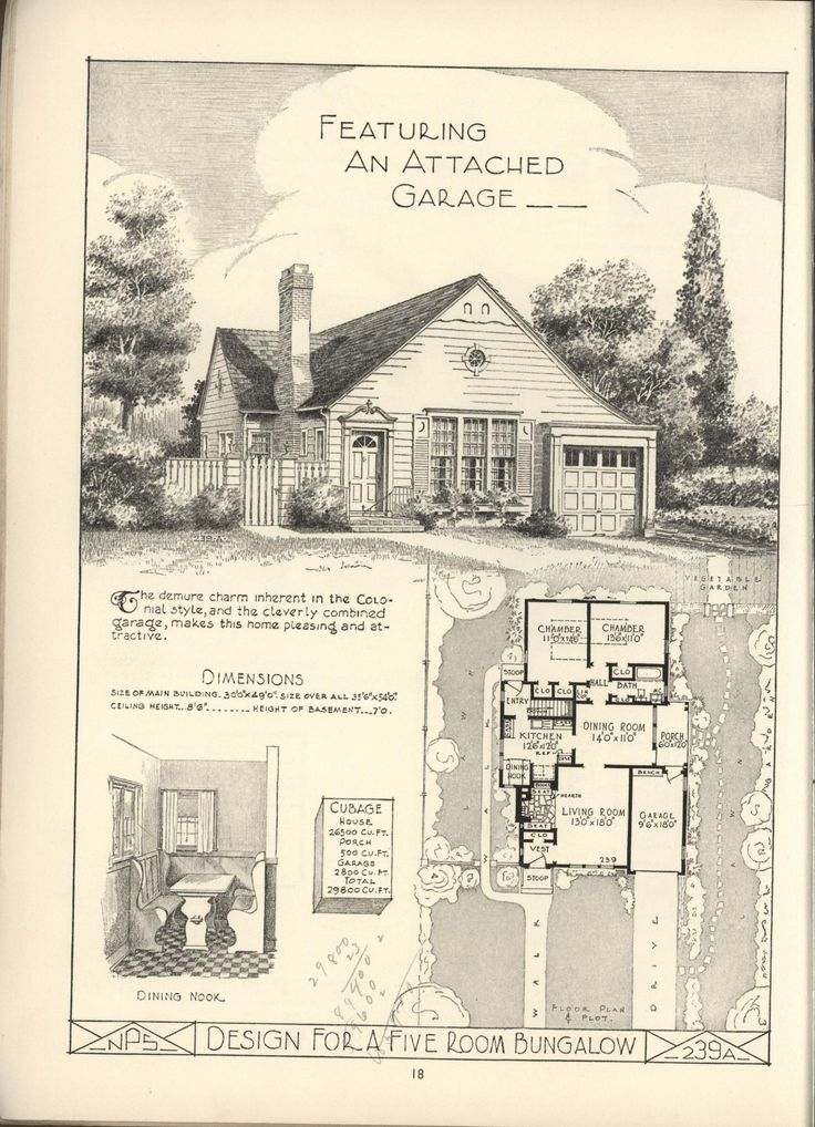 181 best images about vintage architectural plans on for Shore house plans