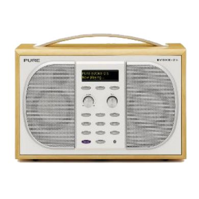 Evoke 2S DAB Internet Radio Review