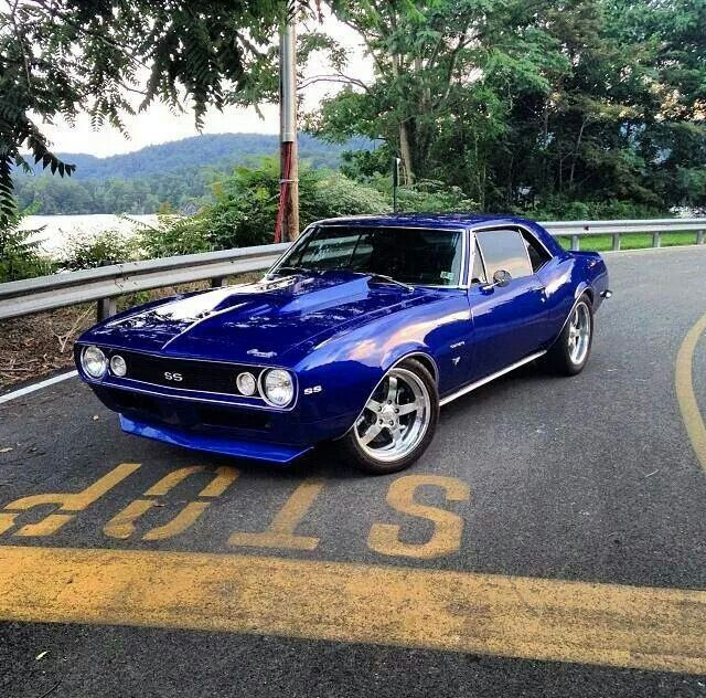 1967 Chevy Camaro SS..Re-pin...Brought to you by #CarInsurance at #HouseofInsurance in Eugene, Oregon