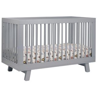 Babyletto Hudson White 3-in-1 Convertible Crib - Overstock™ Shopping - Great Deals on Babyletto Cribs