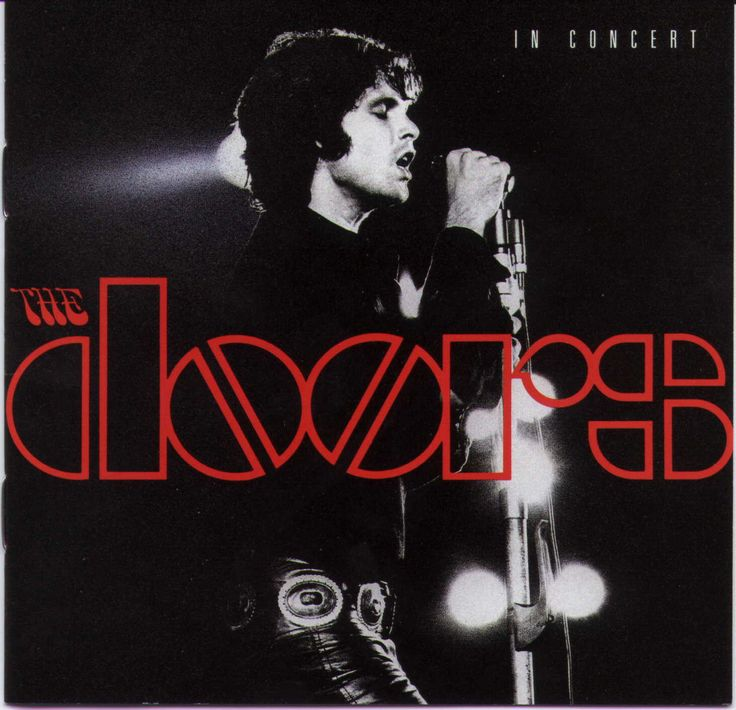The Doors | Álbum de Estimação: The Doors – In Concert (1991)