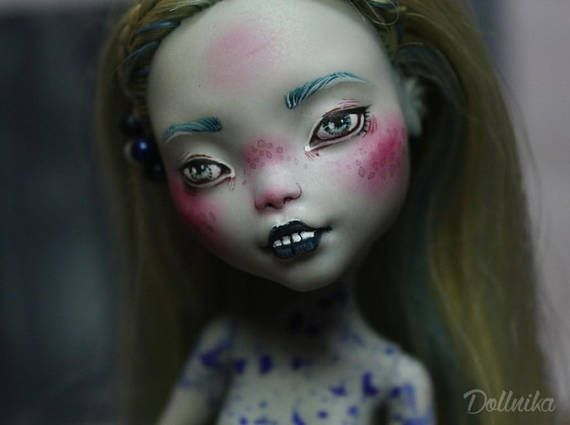 Pin On Monster High Doll Repaints