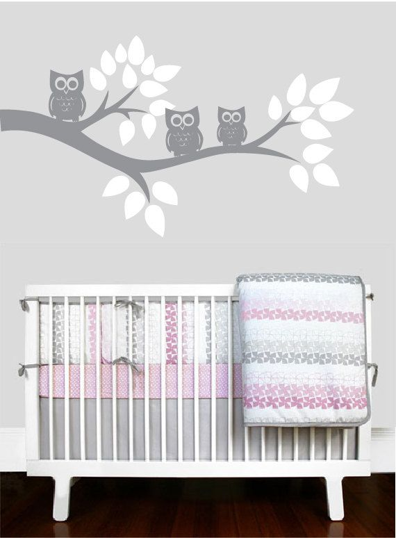 Nursery Wall Decals Branch Wall Decal With By ModernWallDecal
