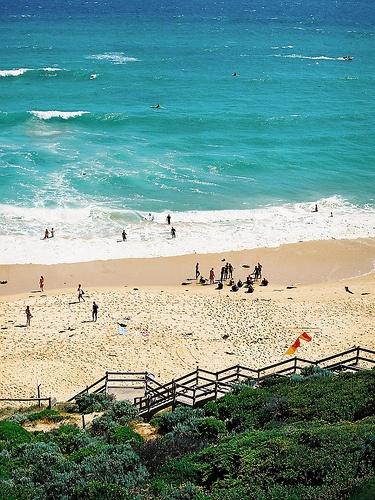 Sorento Back Beach by Paul Hartyanszky (me!)