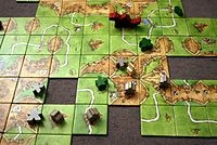Carcassonne (board game)