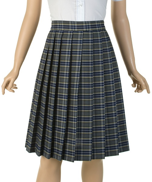 Catholic school uniforms (yes, this was our actual pattern)