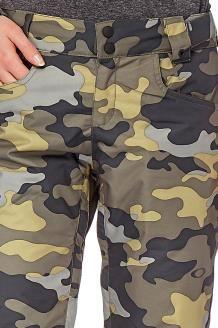 Pantaloni da Sci<BR> Verde