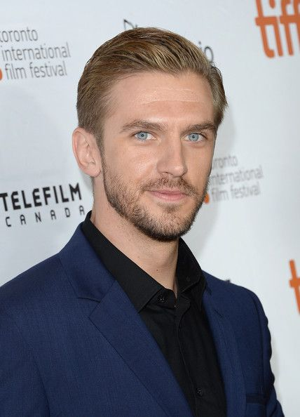 Dan Stevens - I just remembered, I need to watch Downton :)