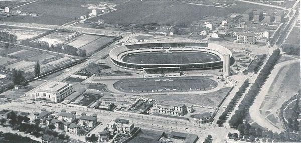 Stadio Comunale ( inizio anni '30) #Torino