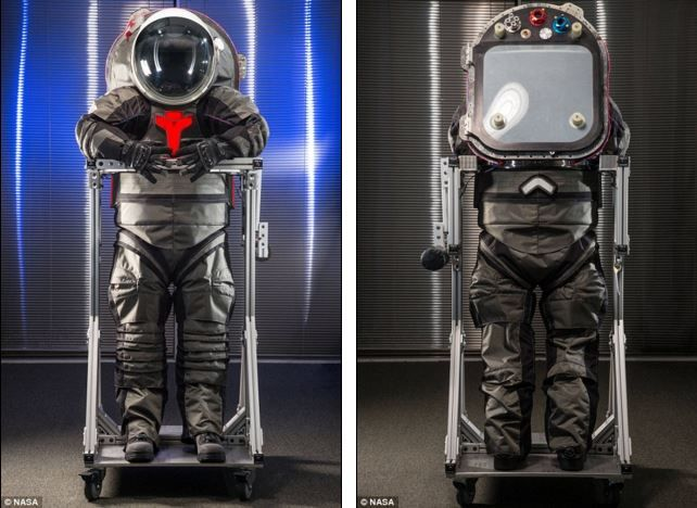 Image result for new nasa suits