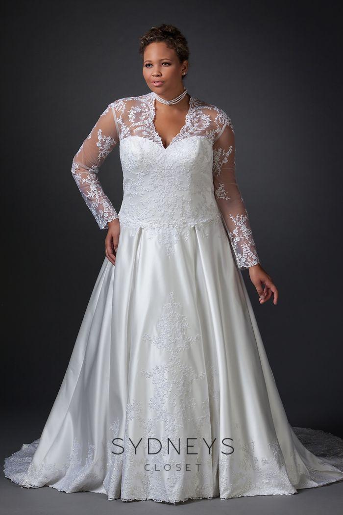 52 best plus size sample sale images on pinterest short for Plus size wedding dresses on sale