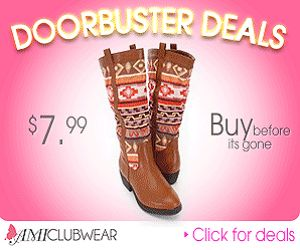 Check out their Doorbuster Deals!  Great prices for every budget!  Terry