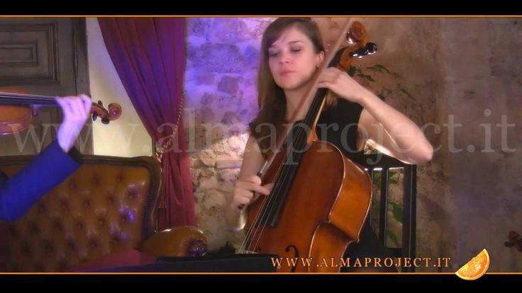 ALMA PROJECT - SC String duo (Violin & Cello) - Aria sulla Quarta Corda / Air on 4th string