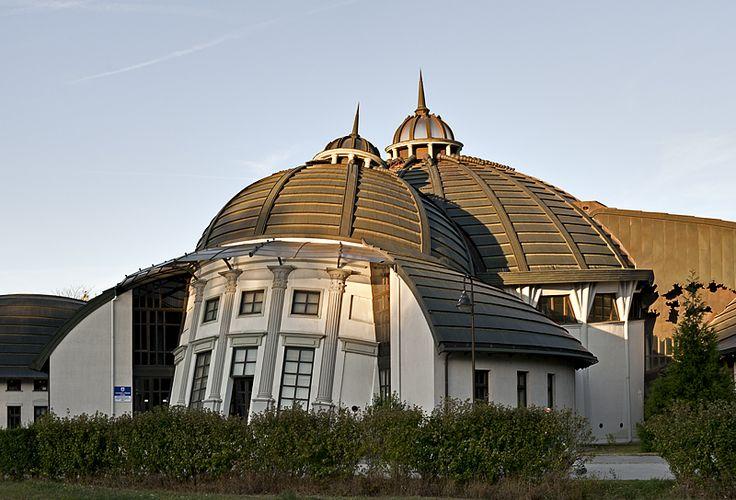 Hungarian Organic Architecture.