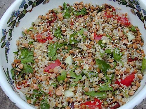 Bulgur Salad Recipe - Genius Kitchen