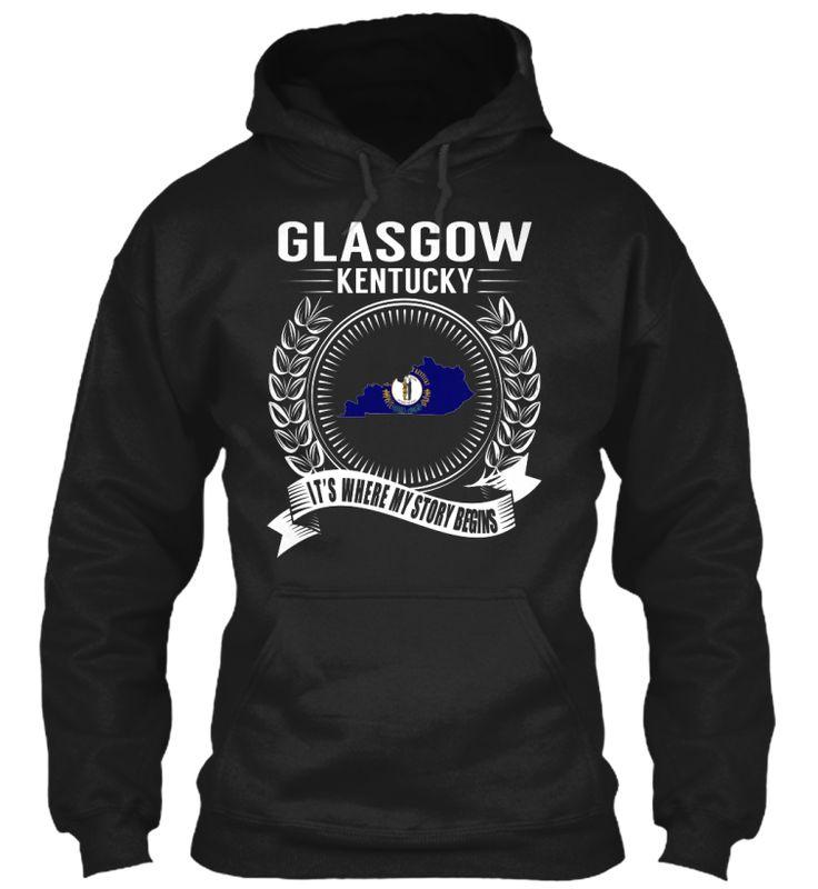 Glasgow, Kentucky - My Story Begins