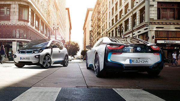 BMW EfficientDynamics: модели BMW Edrive