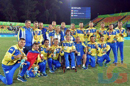 Футбольна збірна України стала чемпіоном Паралімпіади у #Rio2016 #Україна #спорт #новини #Ukraine #sport #news http://www.champion.com.ua/olympic-games/2016/09/17/664754/ …