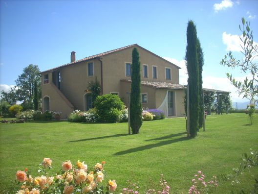 Villa in Toscana con piscina con 7 camere da letto, vicino alla SPA