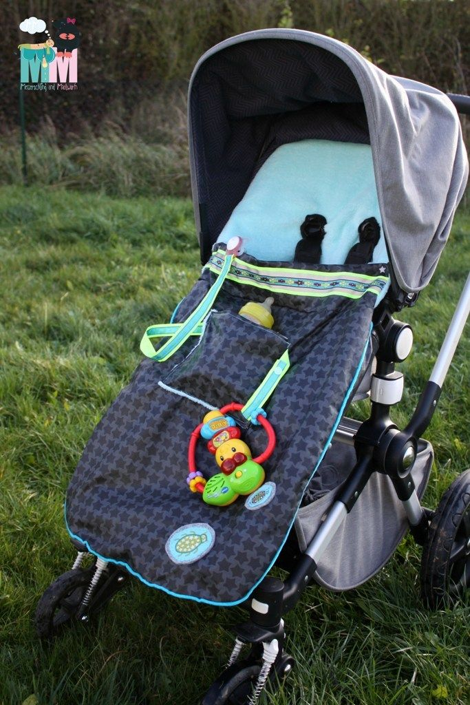 Free schnittmuster fu sack f r kinderwagen buggy bugaboo for See more com
