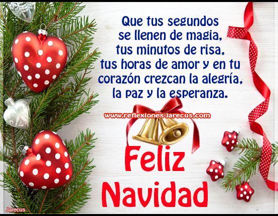mensaje positivo para compartir en navidad