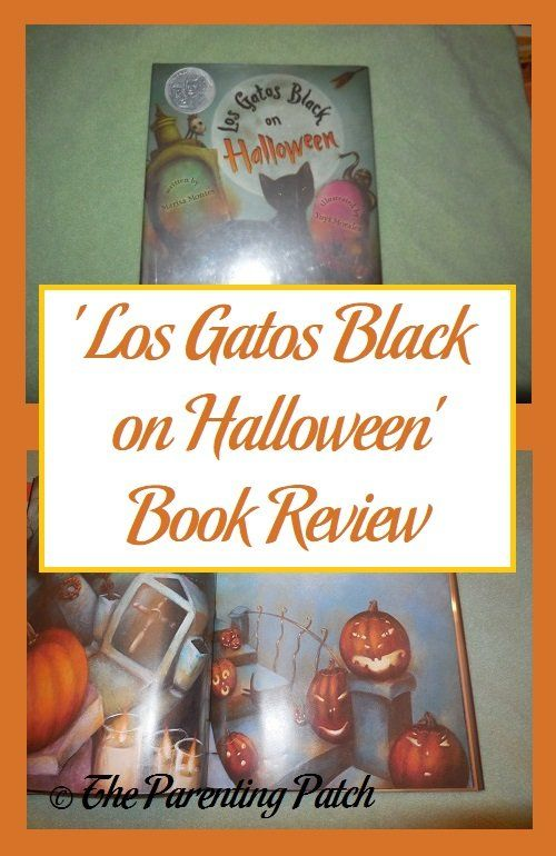 Extremely positive review of 'Los Gatos Black on Halloween' by Marisa Montes with illustrations by Yuyi Morales.