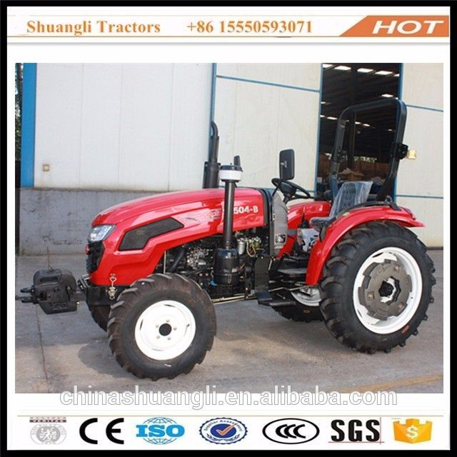 New tractor professional suppliers 50hp 4wd farm tractor for sale