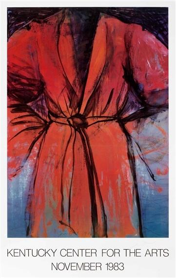 Kentucky Robe ~ JIM DINE, 1983