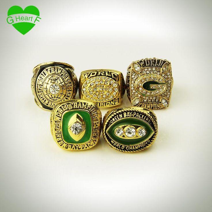 New hot item! Green Bay Packers... Must see http://rshlenterprises.myshopify.com/products/green-bay-packers-super-bowl-championship-1965-1966-1967-1996-2010-ring-set-replica?utm_campaign=social_autopilot&utm_source=pin&utm_medium=pin #GemsandTrinkets #ForSale