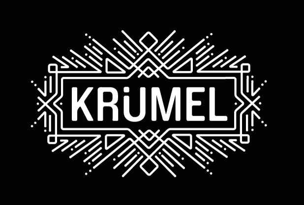 Krumel logo/branding by Anna Ropalo