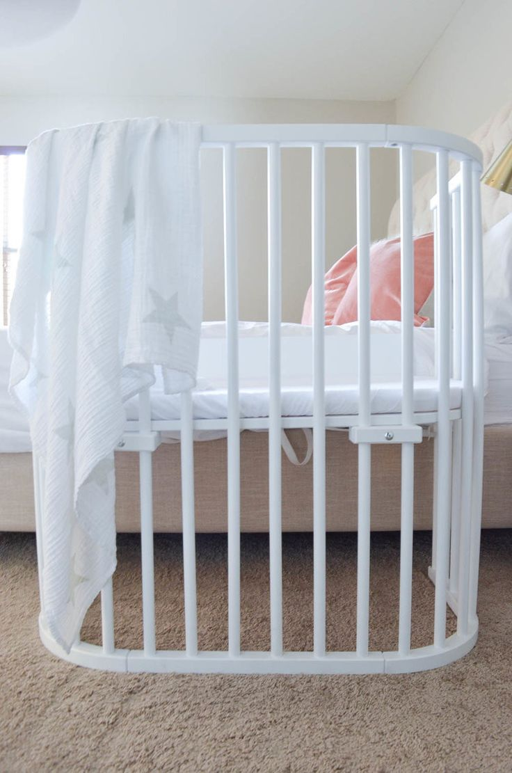 Prepping Our Bedroom for Co-Sleeping with A Newborn
