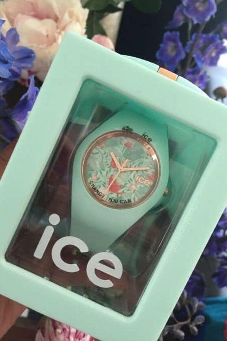Eine ICE-Uhr & ein Ex-Reicher