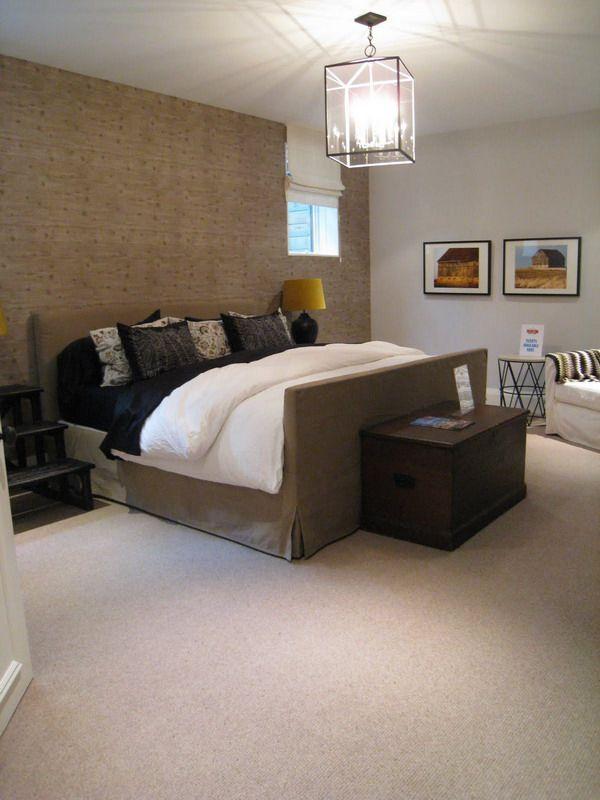 Basement Bedroom Design Ideas Enchanting Decorating Design