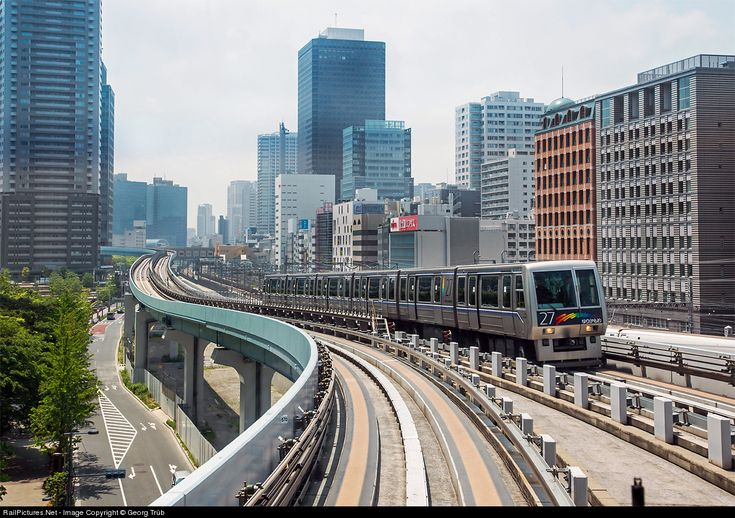 The Yurikamome (black-headed seagull) is Tokyo's first fully automated transit system, controlled entirely by computers with no drivers on b...