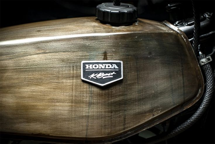 Brap One Honda Dominator