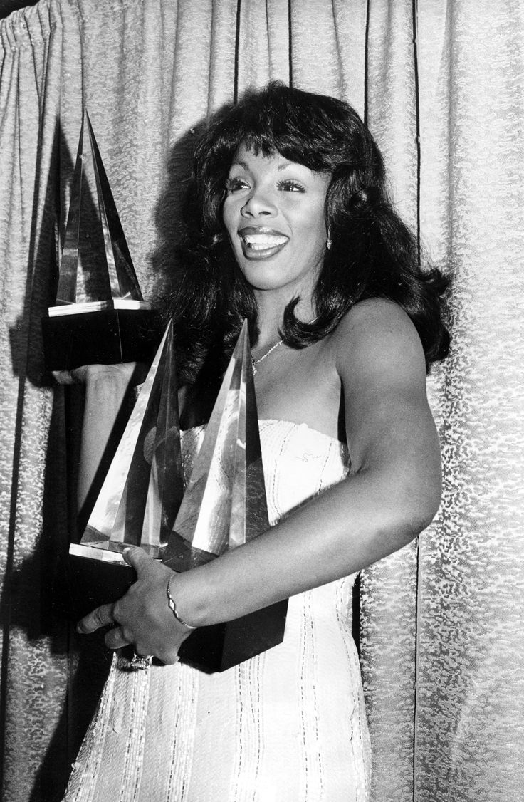 Donna Summer's greatest hits were really disco music's greatest hits. She's the true icon of the disco era.