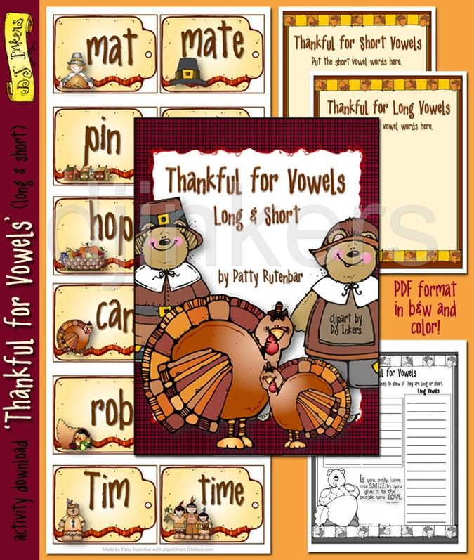 thanksgiving activities preschool pinterest