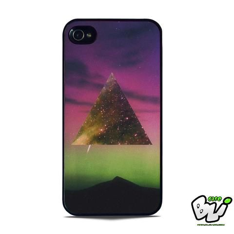 Hipster Triangle Sky Star iPhone 5 | iPhone 5S Case