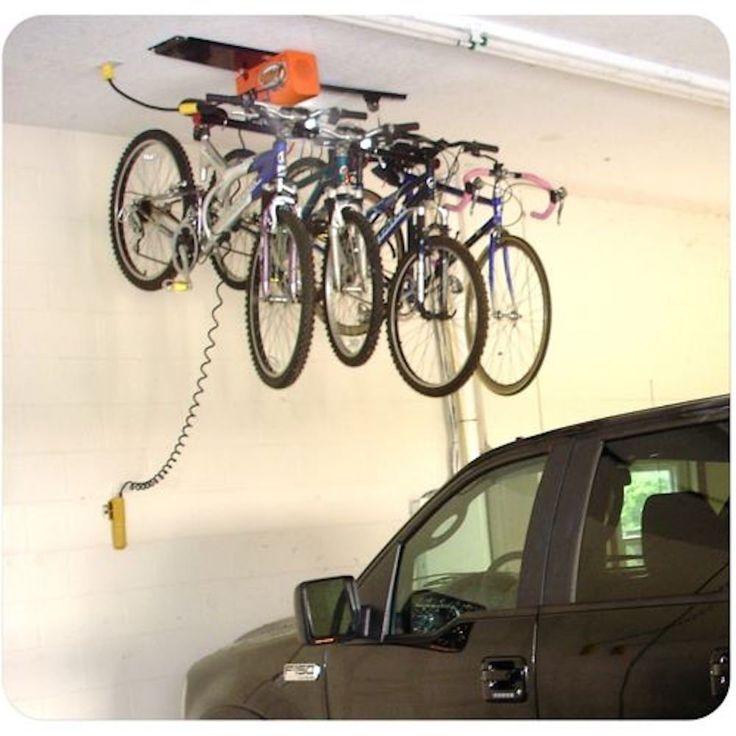 Garage Gator Motorized Electric Hoist Holds up to 56.7 kg