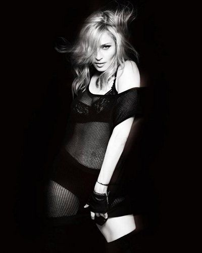 New Madonna promo pic by Mert and Marcus