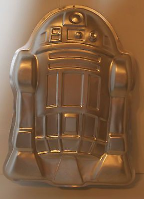 Quality 1980 STAR WARS R2-D2 WILTON CAKE PAN