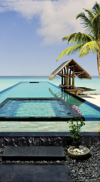 #Jetsetter Daily Moment of Zen: One & Only Reethi Rah in Male, #Maldives