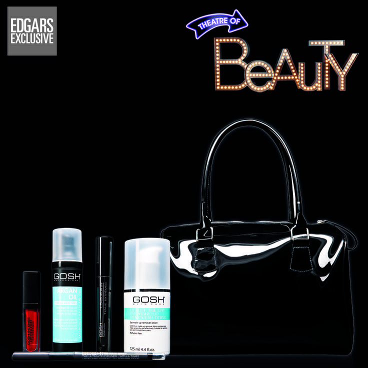 Receive a FREE gift with the purchase of any Gosh product to the value of R399.00 or more.