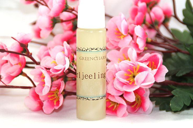 "Perfume ""Darjeeling Tea"" by greencharm on Etsy"
