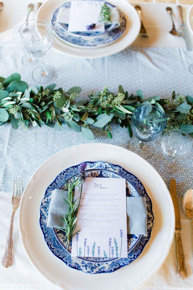 Styled shoot: bruiloft met paarse elementen | ThePerfectWedding.nl