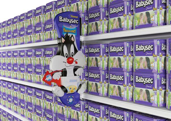 Babysec -Diaper's tester stopper on Behance
