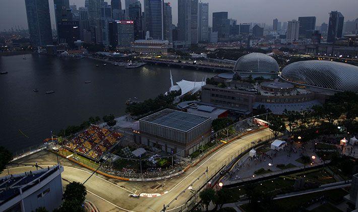 Formule 1 : GP de Singapour, dates, horaires et programme