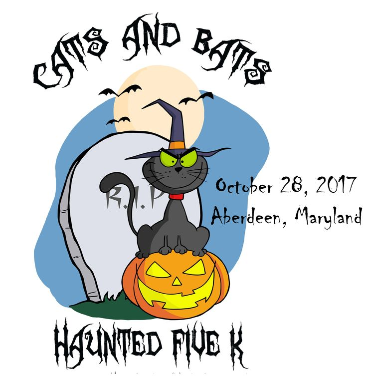 Cats & Bats Haunted 5k