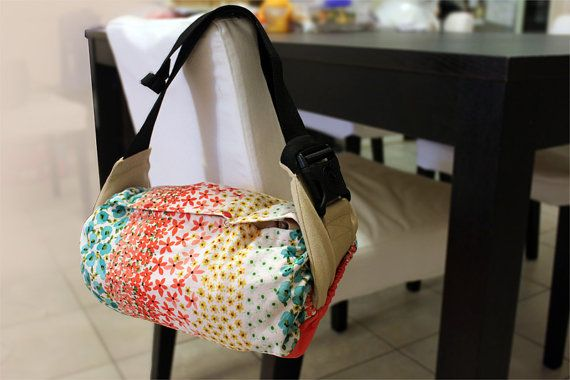 Baby carrier case for Ergobaby Manduca Bisous Boba by succidesign